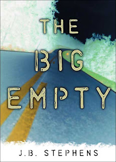 Book Cover of The Big Empty by J.B. Stephens