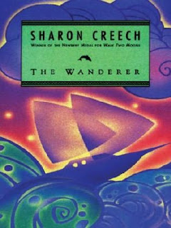 Book Cover of The Wanderer by Sharon Creech