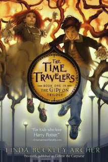 Book Cover of The Tim Travelers by Linda Buckley-Archer