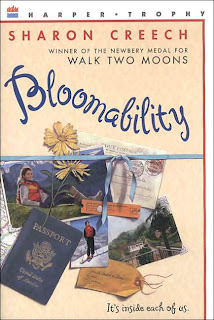 Book Cover of Bloomability by Sharon Creech