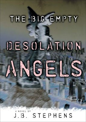 Book cover art for Desolation Angels by J.B. Stephens