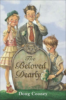 Book Cover Art for The Beloved Dearly by Doug Cooney