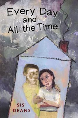 Book Cover Art for Every Day and All the Time by Sis Deans