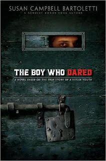 Book Cover Art for The Boy Who Dared by Susan Campbell Bartoletti