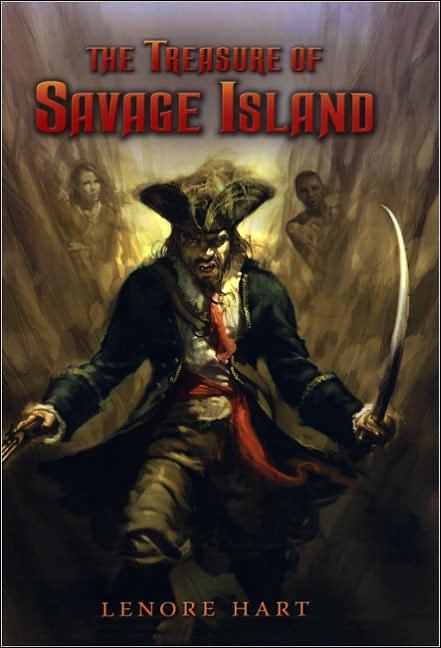 [treasure-savage-island-lenore-hart]