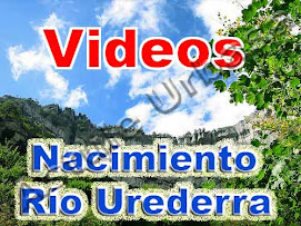 6  Videos del Nacimiento Ro Urederra y Urbasa