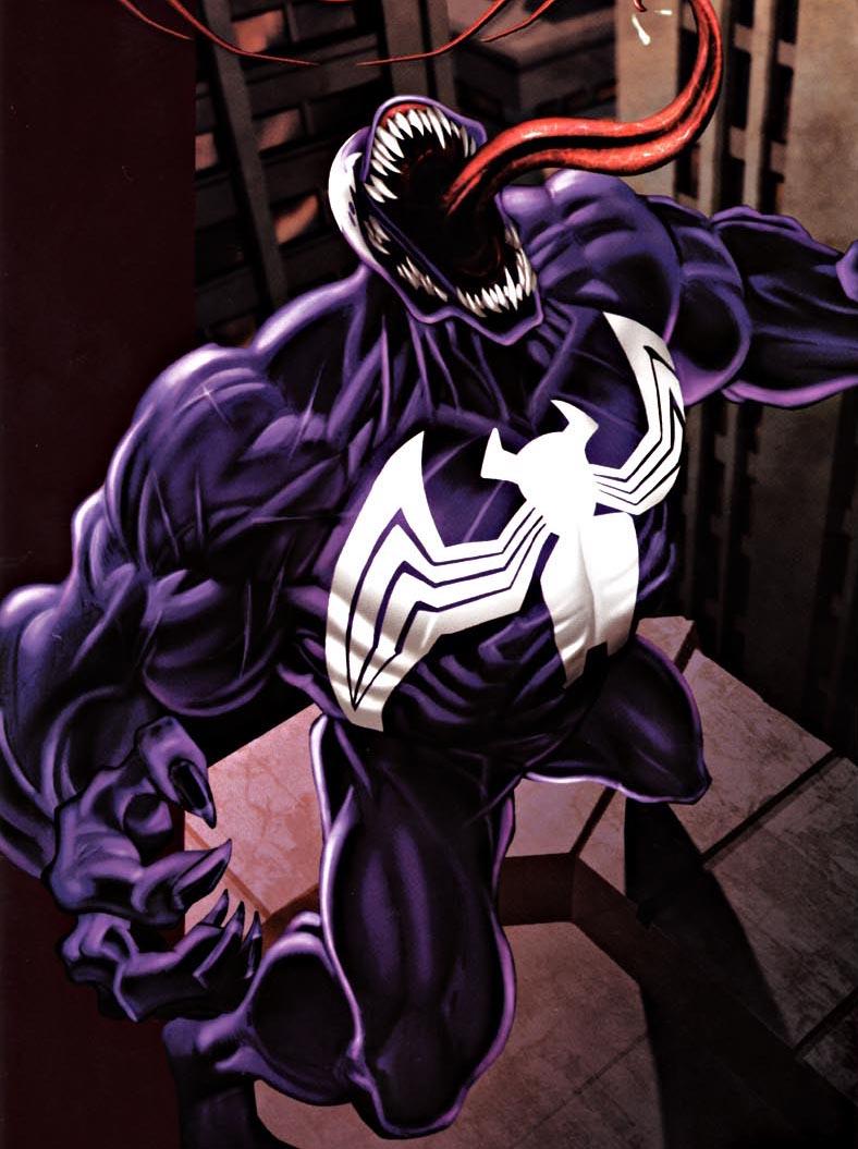ultimate venom spiderman - photo #22