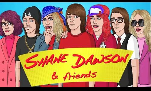 Shane Dawson: Shane and friends again?