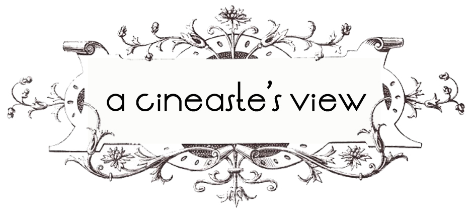 A Cineaste's View