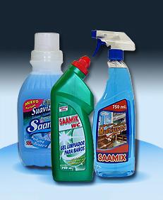fabricantes productos limpieza: