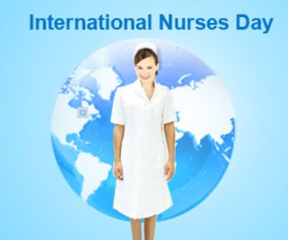 international nurses day, IND