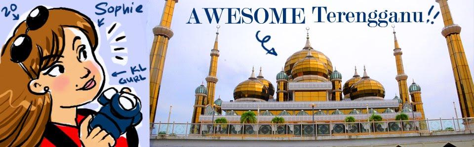 Awesome Terengganu!
