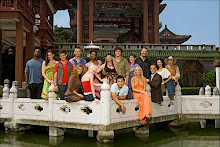 The Cast of Survivor China