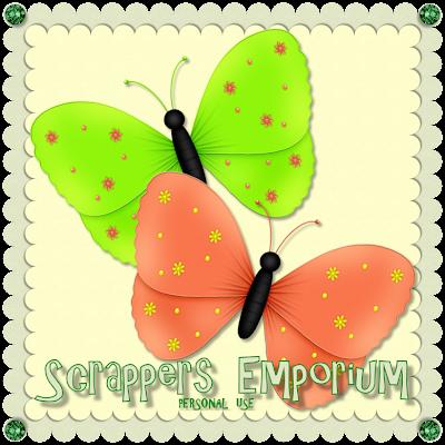 http://scrappersemporium.blogspot.com/2009/06/funky-butterflies-freebie.html