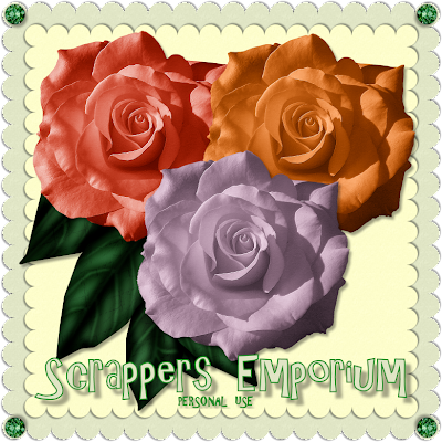 http://scrappersemporium.blogspot.com/2009/07/beautiful-roses-freebie.html