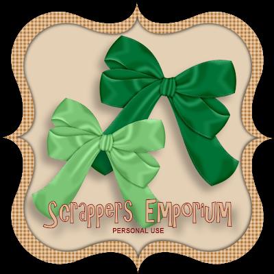 http://scrappersemporium.blogspot.com/2009/08/elegant-greeb-bows-freebie.html