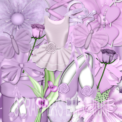 http://deviantscraps.blogspot.com/2009/08/pretty-ballerina-mini-kit-freebie.html