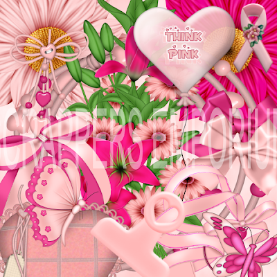 http://scrappersemporium.blogspot.com/2009/10/think-pink-taggers-kit-freebie.html