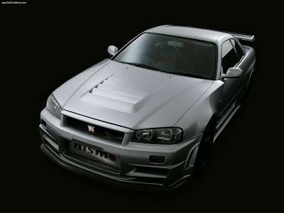 nissan skyline gtr r34 nismo z tune. The Nissan Skyline GT-R is an