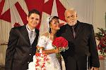 Evilásio e Michelle ! Casamento chegando...