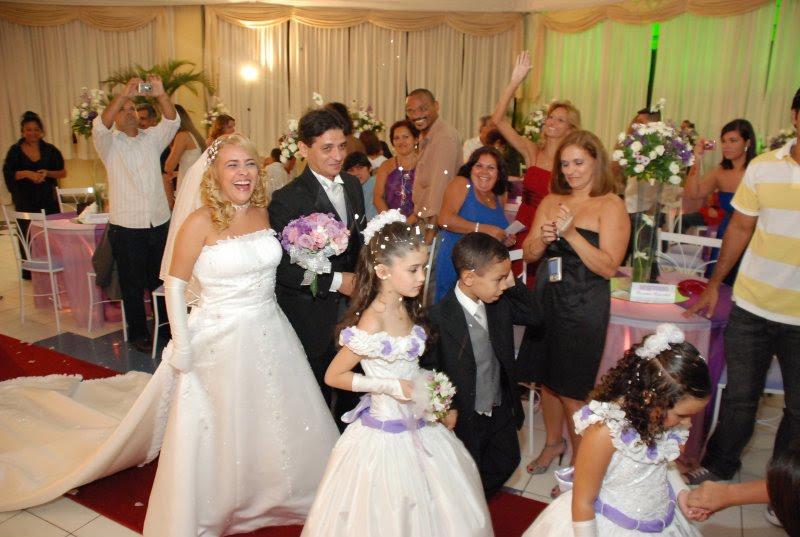 Casamento de Edy e Priscila no Village LaPenha I em 07/03/2010!