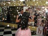 LÉO.Fotos e Filmagens Com Chuva de Prata/Telão/Video Clip no Jardim Botãnico/DJ.