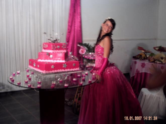 Larissa:Princesa e debutante!!!