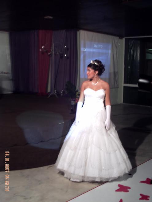 Uma noite de gala! 12/12/2009 ,os 15 anos de uma debutante: Fernanda!