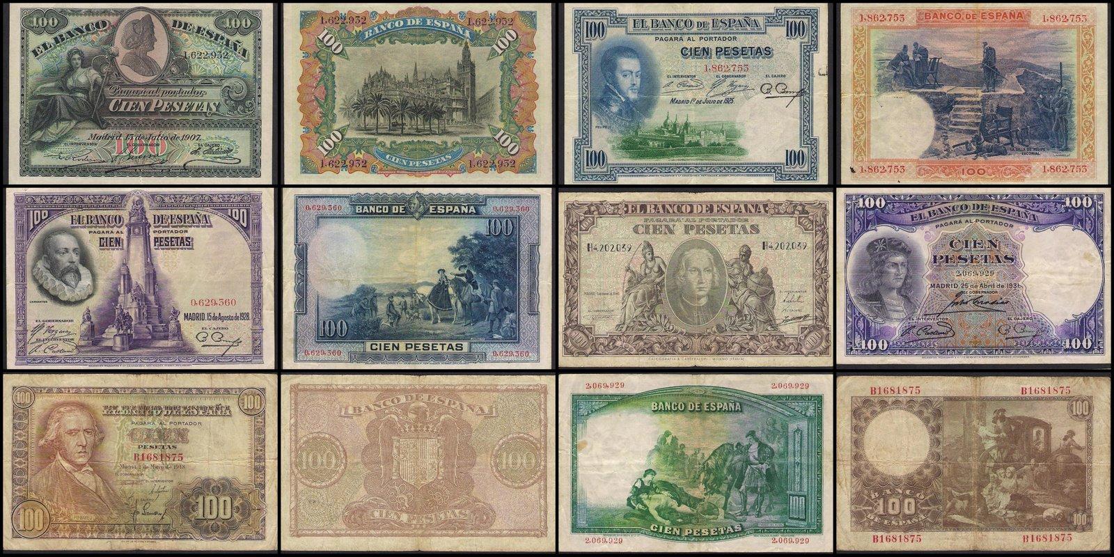 Fotos de billetes de 10000 pesetas 78