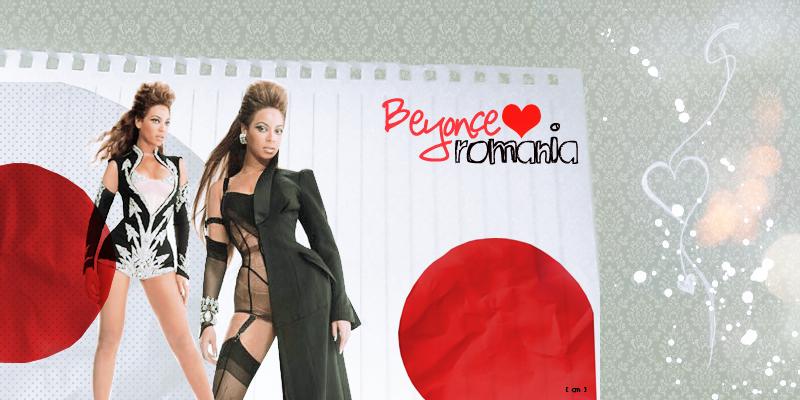 Beyonce romania