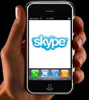 090406 skype.ss h Skypela iPhoneda görüntülü görüşme