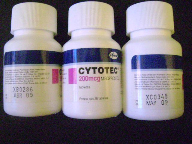 colicos despues de misoprostol