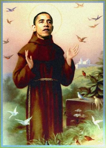 "The ""Messiah"" Obama"