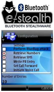 Cheap spy equipment - Bluetooth Mobile Phone Spy Software - cheap spy equipment