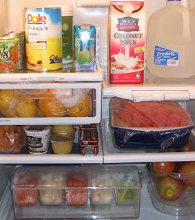 Summer Refrigerator