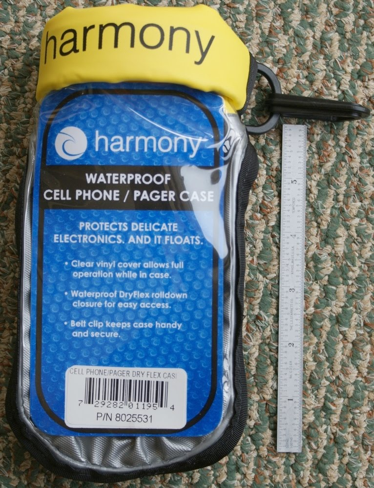 ... Reports: Harmony Waterproof Cell Phone / Pager Dryflex Case Review