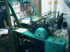 Permesinan Plastik untuk Kantong PP,PE dan HDPE