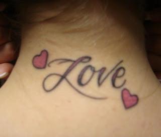 Love Tattoo Photos on Love Tattoos