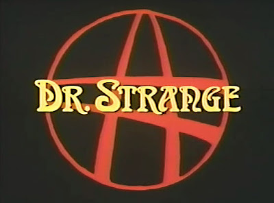 DR. STRANGE TV MOVIE