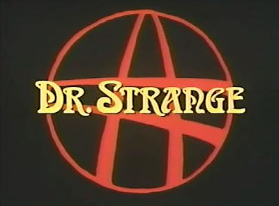 DR. STRANGE TV MOVIE