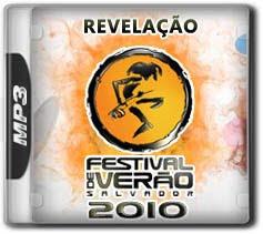 CD  Revelação Festival de Verão Salvador 2010