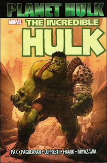 Planet Hulk  LEGENDADO
