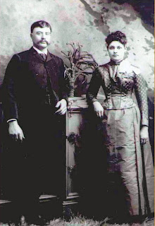 Dr.E.Ford and wife Cornelia