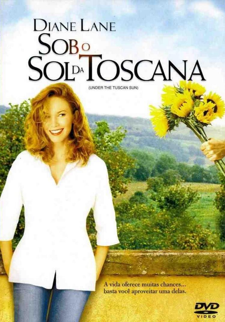 Sob o Sol da Toscana Dublado
