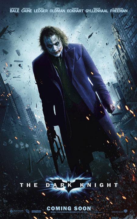 Batman – O Cavaleiro das Trevas – Dublado – 2008