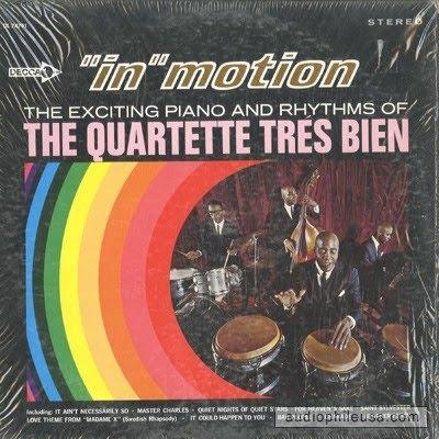 Quartette Trés Bien The Quartette Trés Bien Where It's At!