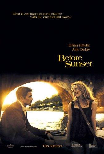 antes do por do sol poster01 Antes do Amanhecer   Assistir Filme Online