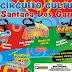 1º Circuito Cultural de Santana dos Garrotes tem início nesta sexta-feira, dia 20 e se estenderá até o domingo dia 22