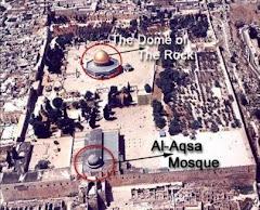 MASJID AL-AQSHA dan Qubbah Al-Shakhra