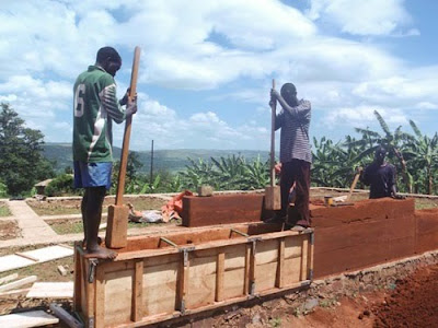 Rammed Earth is for Everyone: March 2010
